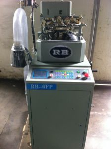 Rb-6fp Plain Sock Knitting Machine