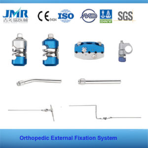 Pin to Rod Clamps Orthopedic External Fixator pictures & photos