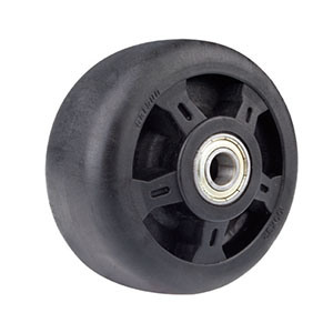 3inches Middle Duty High Temperature Caster Wheel Solid Wheel