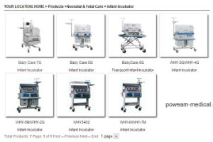 Intensive Care Infant Incubator with Phototherapy pictures & photos
