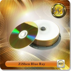 25GB Bdr Blu Ray Bd-R Disc with Best Quality