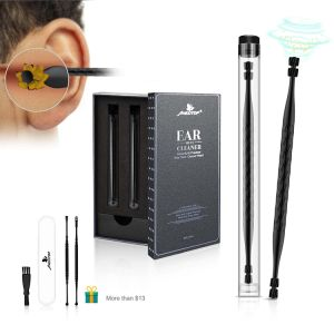 Ear Wax Removal, Ear Cleaner, New Turbofan Structure for Complete Ear Cleaning, One-Piece Earsafe Design pictures & photos