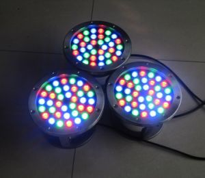 Yaye 18 Best Sell 9W/12W/18W/36W RGB LED Underwater Light/ 36W LED Fountain Light/36W RGB LED Pool Lights with IP68 pictures & photos