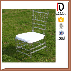 Banquet Crystal Transparent Tiffany Chair for Sale pictures & photos