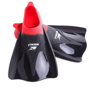 Silicone Black Professional Swim Fins (FN-700) pictures & photos