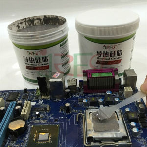 Heatsink High Thermal Conductive Silicone Grease for CPU/LED pictures & photos