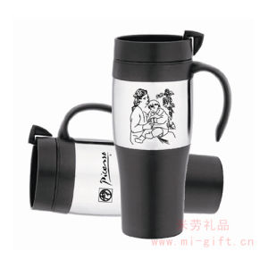 Ceramic Coffee Mug, Promotional Porcelain Mug with Lid pictures & photos