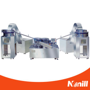 Automatic 1 Ml Insulin Syringe Assembly Machine