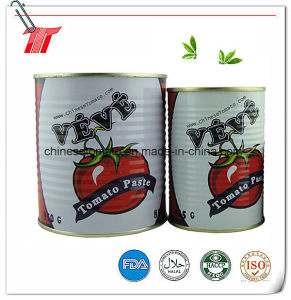 Veve Brand Canned Tomato Paste with Low Price pictures & photos