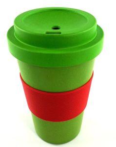 16oz Bamboo Fiber Coffee Mugs Bulk
