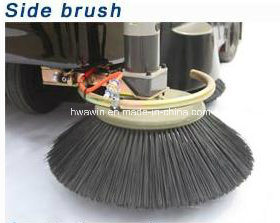 Electric Street Road Sweeper for Cleaning City Road pictures & photos
