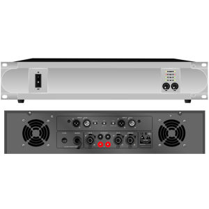 Se-2300 Series Public Address Professional Power Amplifier pictures & photos