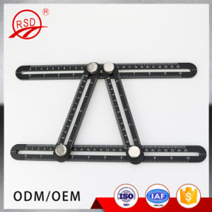 China Hot Sale Steel Template Tool Measures All Angles Forms Angle