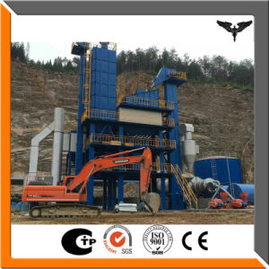 2017 New Products Drum Mix Type Stationary Asphalt Plant pictures & photos