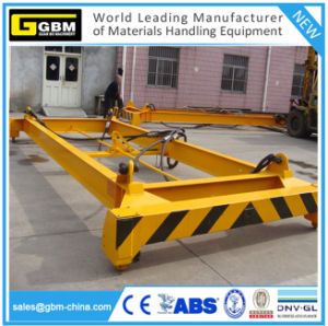 I Type Semi-Automatic Simple Hydraulic Telescopic Container Spreader Manufacturer pictures & photos