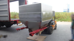 Large Stainless Steel IBC Tanks for Storage pictures & photos
