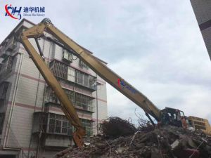 26m/28m Demolition Long Reach with Cat336/PC330/Zx450/Sk350 pictures & photos