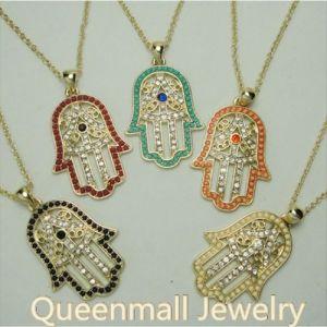 CS-DB Jewelry Silver Cartoon Heart Chain Charm Pendants Necklaces