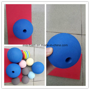 Colorfully Rubber Foam Massage Ball 95mm