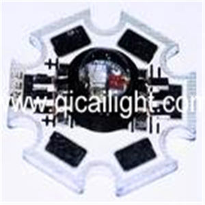 3 in 1 RGB High Power LED Star (QC-RGB-3HPS)