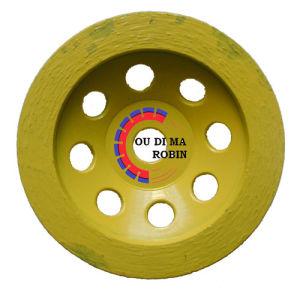 Diamond Rim Cup Wheel for Polishing Stones pictures & photos