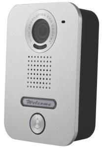 Outdoor Station for Villa Video Door Entry System pictures & photos