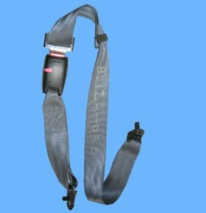 Customizable Nylon safety Belt with Hook Attached