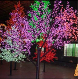 Landscape Decoration LED Artificial Lighted Tree