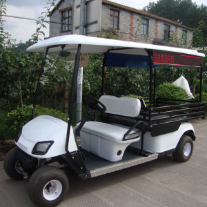 2 Seat Utility Vehicle with Storage Trunk (JD-GE502D) pictures & photos