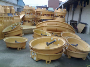 Round Cooling Tower (counterflow 100T) pictures & photos