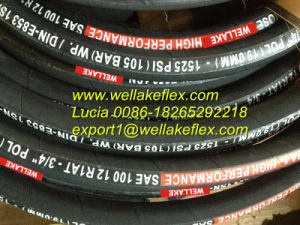 High Tensile High Pressure One Wire Hydraulic Hose