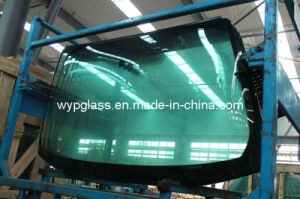 Auto Glass Encapsulated Windscreen