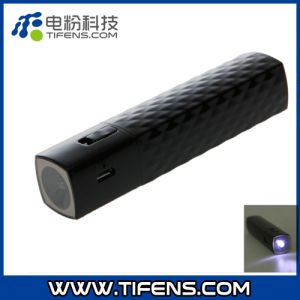 Mobile Power Bank with Lde Flashlight 2800mAh 5V 1A
