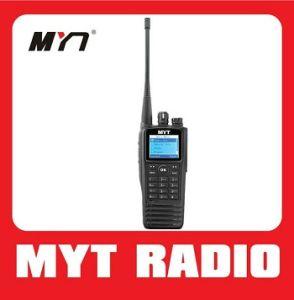 China Dm-3000 Dmr Digital Two Way Radio IP65 with SMS
