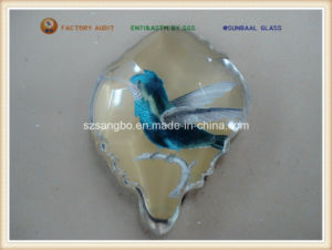 Glass Fridge Magnet for Promotion or Souvenir pictures & photos