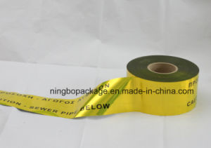 "Niceife 3"" Detectable Warnig Tape with Yellow Color pictures & photos"