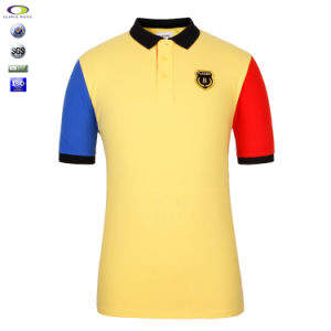 eaf9c3f9 China Design Color Combination Polo T Shirt - China Polo Shirt ...