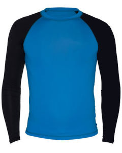 Fashion Long Sleeve Shirts Rash Guards for Men pictures & photos