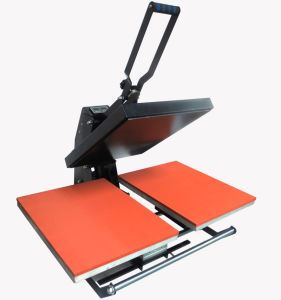 Heat Press Transfer Machine for Print T Shirt pictures & photos