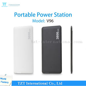 Hot Selling Super Thin Mobile Power Bank (V96) pictures & photos