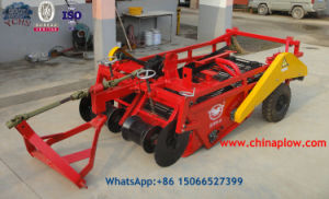 High Quality Potato Combine Harvester with 1300mm Working Width pictures & photos
