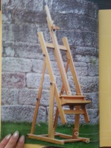 Master Studio Easel (W11) pictures & photos