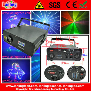 4W RGB Powerful Animation Ilda Laser Stage Light pictures & photos