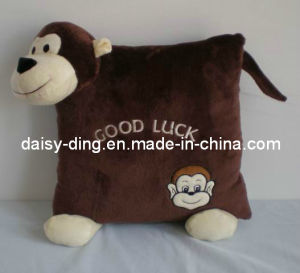 Plush Big Monkey Pillow with Soft Material pictures & photos