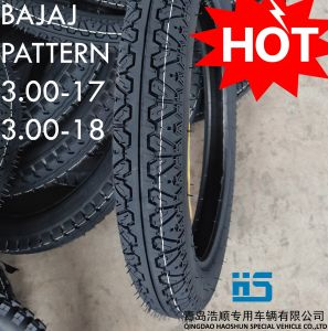 Motorcycle Tire Scooter Tire Inner Tube Motorcycle Butyl Tube 3.00-17 pictures & photos