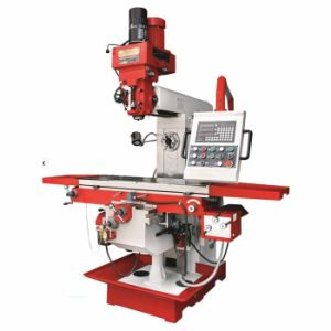 Slotting Head Bed-Type Vertical Horizontal Milling Machine (X6336) pictures & photos