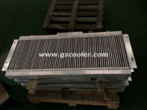 Aluminum Plate Bar Hydraulic Oil Cooler Radiator pictures & photos