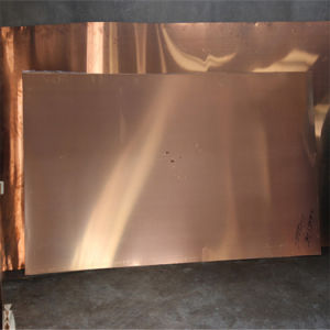 Explosive Clad Metal Copper C11000 pictures & photos