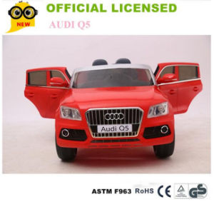 China New Official Licensed Audi SUV Q Ride On Car Children - Audi 6v ride toy cars