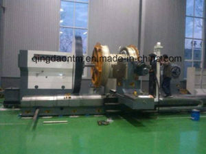 China Professional CNC Lathe with Milling Function (HTM125-8000) pictures & photos
